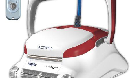 Limpiafondos Dolphin Active X5