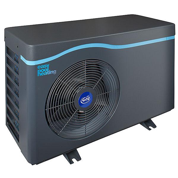 IMAGEN Bomba de calor Easy pool Heating de GRE