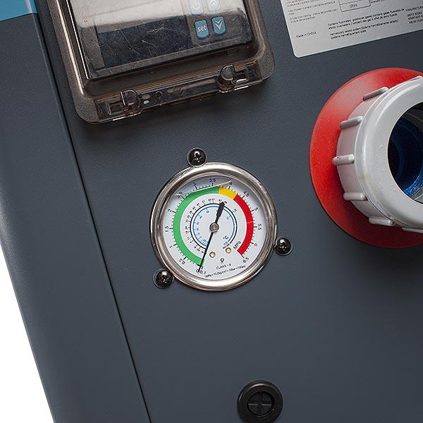 IMAGEN Manómetro presión de la bomba de calor Easy Pool Heating de GRE