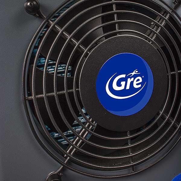 iMAGEN Mini Pool Heating Ventilador