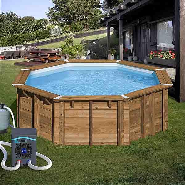 IMAGEN Mini Pool Heating GRE (CON PISCINA)