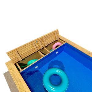 imagen Pool'n box Junior