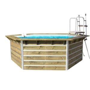 imagen piscina de madera cebu
