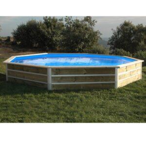 imagen piscina de madera leyte