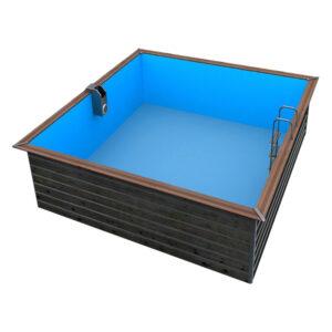 imagen piscina de madera egine