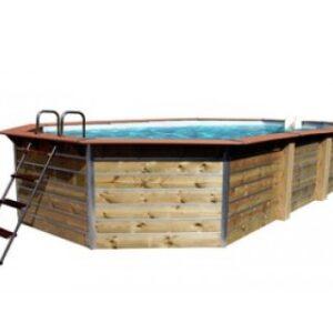 imagen piscina de madera siayan