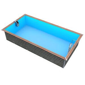 imagen piscina de madera tilos